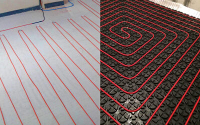 Elektrické nebo teplovodní podlahové vytápění?